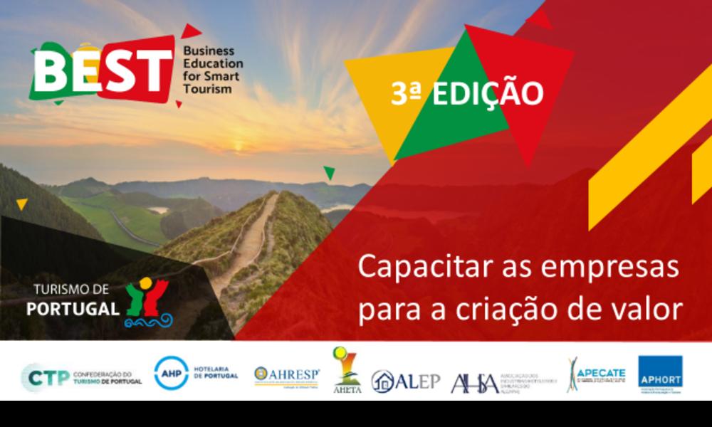 Business Education for Smart Tourism (BEST) - 3ª Edição