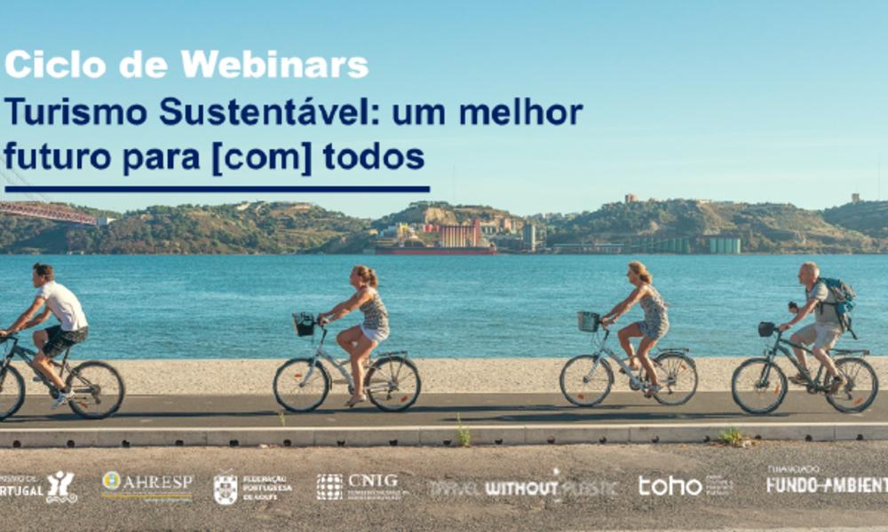 Ciclo de webinars Turismo Sustentável