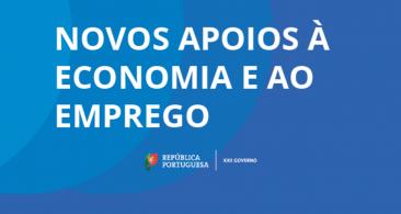 Reforço dos apoios à Economia e Emprego