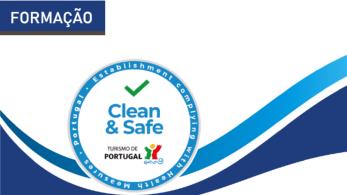 Ações de formação do Programa Clean&Safe