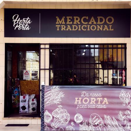 Horta à Porta - Mercado Tradicional